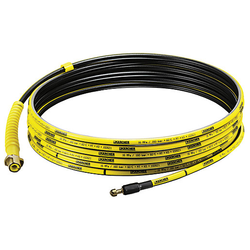 Karcher Drain Cleaning Kit Wickes Co Uk