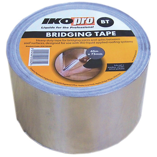Ikopro Bridging Tape 75mm X 45m Wickes Co Uk