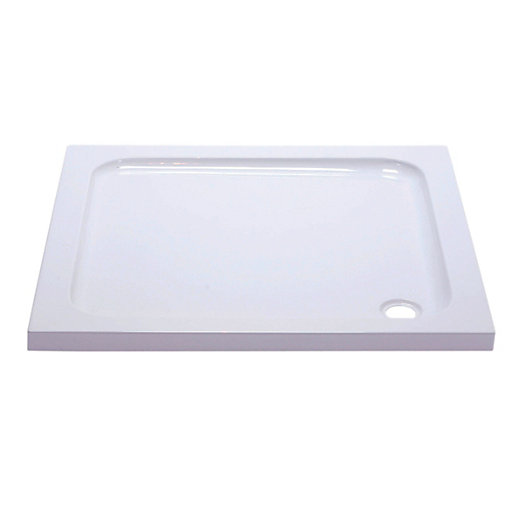 Shower Trays - Shower Enclosures & Wetrooms -Bathrooms | Wickes