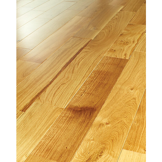Westco havana oak solid wood flooring for Real oak hardwood flooring