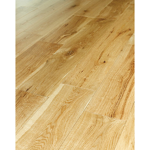 Is Solid Wood Flooring Suitable For Kitchens