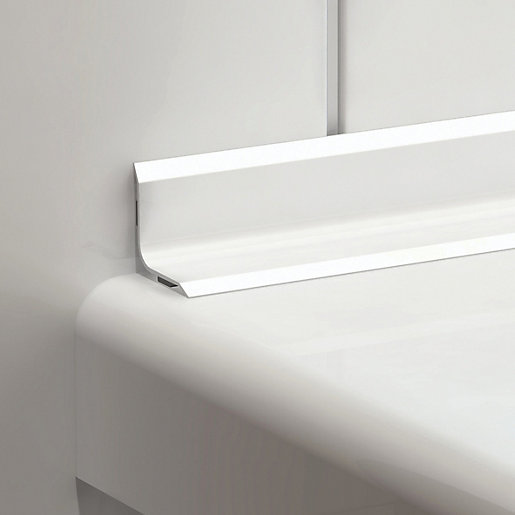 Homelux Bath Seal White Wickes Co Uk