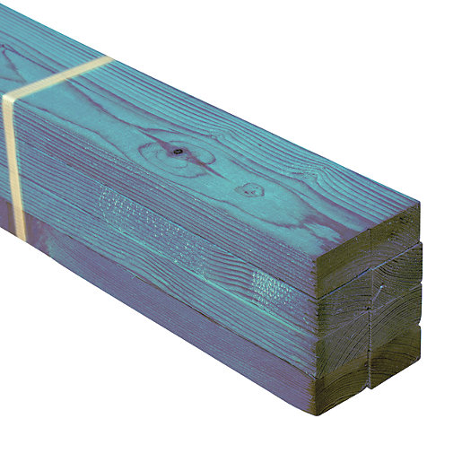 Wickes Treated Roof Batten 25 X 50 X 3600mm Pack 8