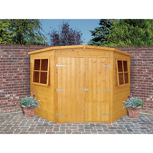 Garden Sheds 7x7 contemporary corner garden sheds 7x7 image search results