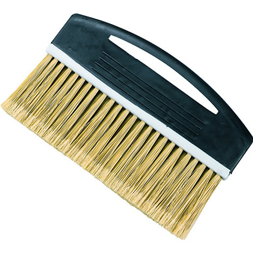 Wickes soft grip wallpaper hanging brush 9in for Wickes bathroom wallpaper