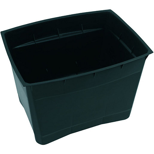 Wickes cold water tank 25 gallon for Plastic hot water tank