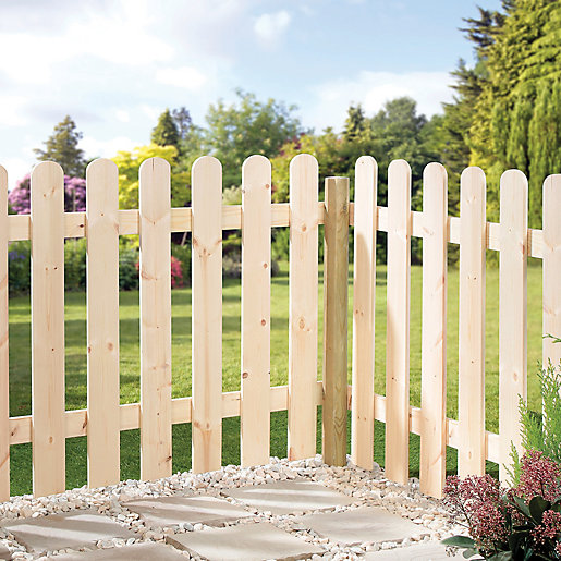 Wonderful Wood Picket Fence Gate Top Timber Kit 890 X With Design