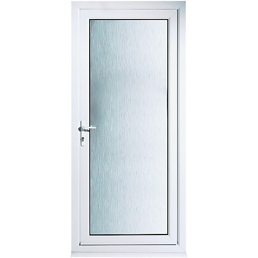 wickes humber pre hung upvc door 2085 x 840mm right hand hung