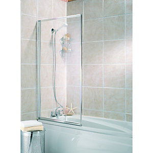 Bathroom Shower Panels bath screens - shower screens | wickes