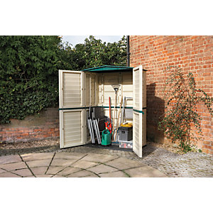 Unique Garden Storage  Garden Sheds  Greenhouses  Wickescouk With Handsome Rowlinson Plastic Lockable Tall Store With Beauteous Lululemon Covent Garden Also Winter Gardens Glasgow In Addition Vertical Garden Diy And Garden Centre Lancaster As Well As Window Herb Garden Additionally St Nicholas Gardens Hisaronu From Wickescouk With   Handsome Garden Storage  Garden Sheds  Greenhouses  Wickescouk With Beauteous Rowlinson Plastic Lockable Tall Store And Unique Lululemon Covent Garden Also Winter Gardens Glasgow In Addition Vertical Garden Diy From Wickescouk