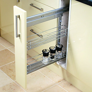 Wickes Pull Out Storage Unit 150mm