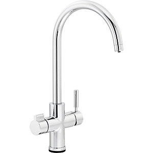 Black Kitchen Taps Wickes