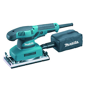 Makita BO3710/2 1/3 Sheet Orbital Sander 240V - 190W