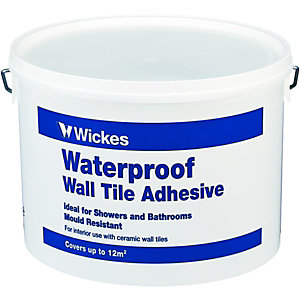 Wall Tile Adhesives Tile Adhesive Grout Wickescouk
