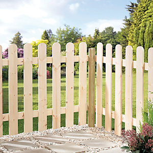 Surprising Wooden Gates  Wooden Garden  Driveway Gates  Wickes With Licious Wickes Palisade Arched Top Timber Fence Kit  X  X Mm With Charming Garden Pebble Ideas Also Miniature Fairy Gardens In Addition Sewerby Hall And Gardens And Huntington Garden Center As Well As Bloom Garden Centre Additionally Argos Garden Shears From Wickescouk With   Licious Wooden Gates  Wooden Garden  Driveway Gates  Wickes With Charming Wickes Palisade Arched Top Timber Fence Kit  X  X Mm And Surprising Garden Pebble Ideas Also Miniature Fairy Gardens In Addition Sewerby Hall And Gardens From Wickescouk