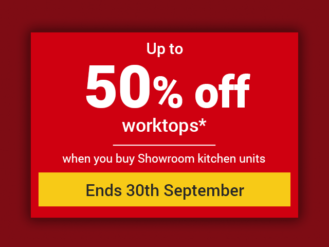 Showroom Kitchen Sale | Wickes co uk