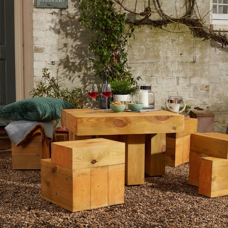 Building a sleeper table system