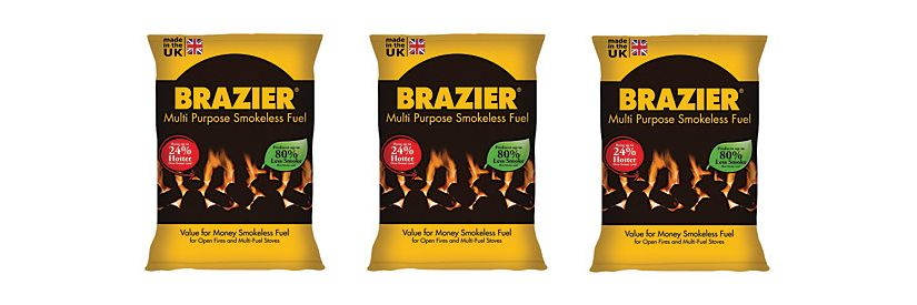 Brazier Smokeless Fuel Coal Bag 10kg
