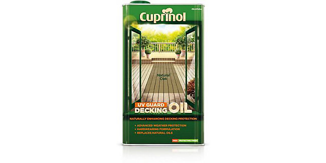 Guard Decking Oil