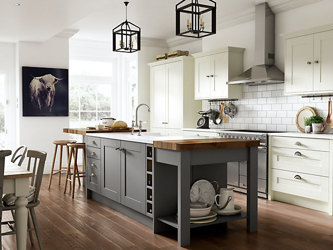 Incredible Kitchen Gallery Wickes Co Uk Home Interior And Landscaping Ologienasavecom