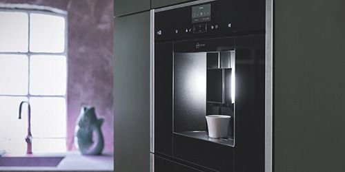 Coffee Machines - Be your own barista