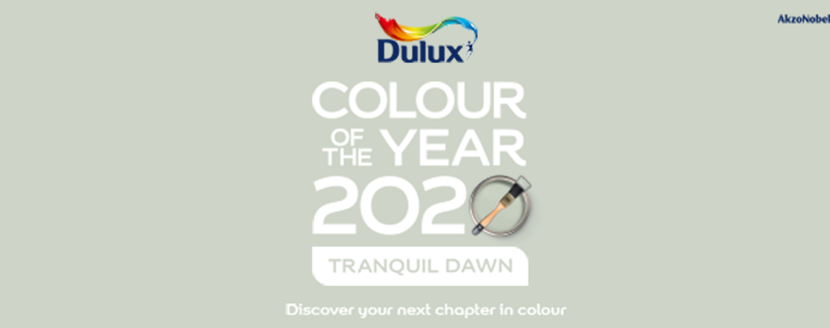 Tranquil Dawn - Dulux Colour of the Year 2020