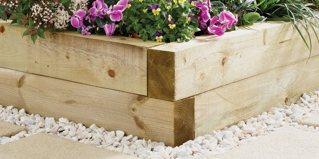 Build your own raised sleeper bed