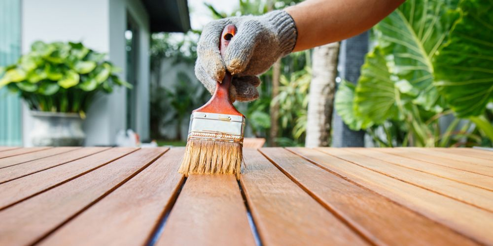 Exterior woodcare guide