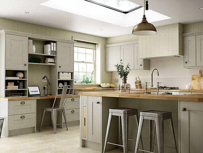 Awesome Kitchen Gallery Wickes Co Uk Beutiful Home Inspiration Truamahrainfo