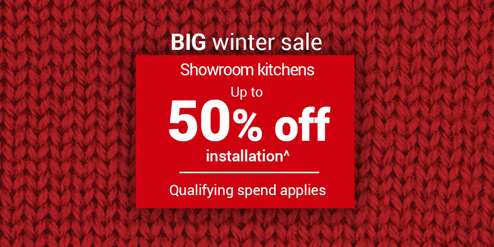 Showroom Winter Sale