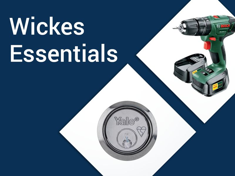 Wickes Essentials