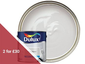 Dulux Standard Colour Emulsion 2.5L Paint