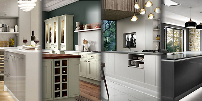 View Showroom Kitchen gallery