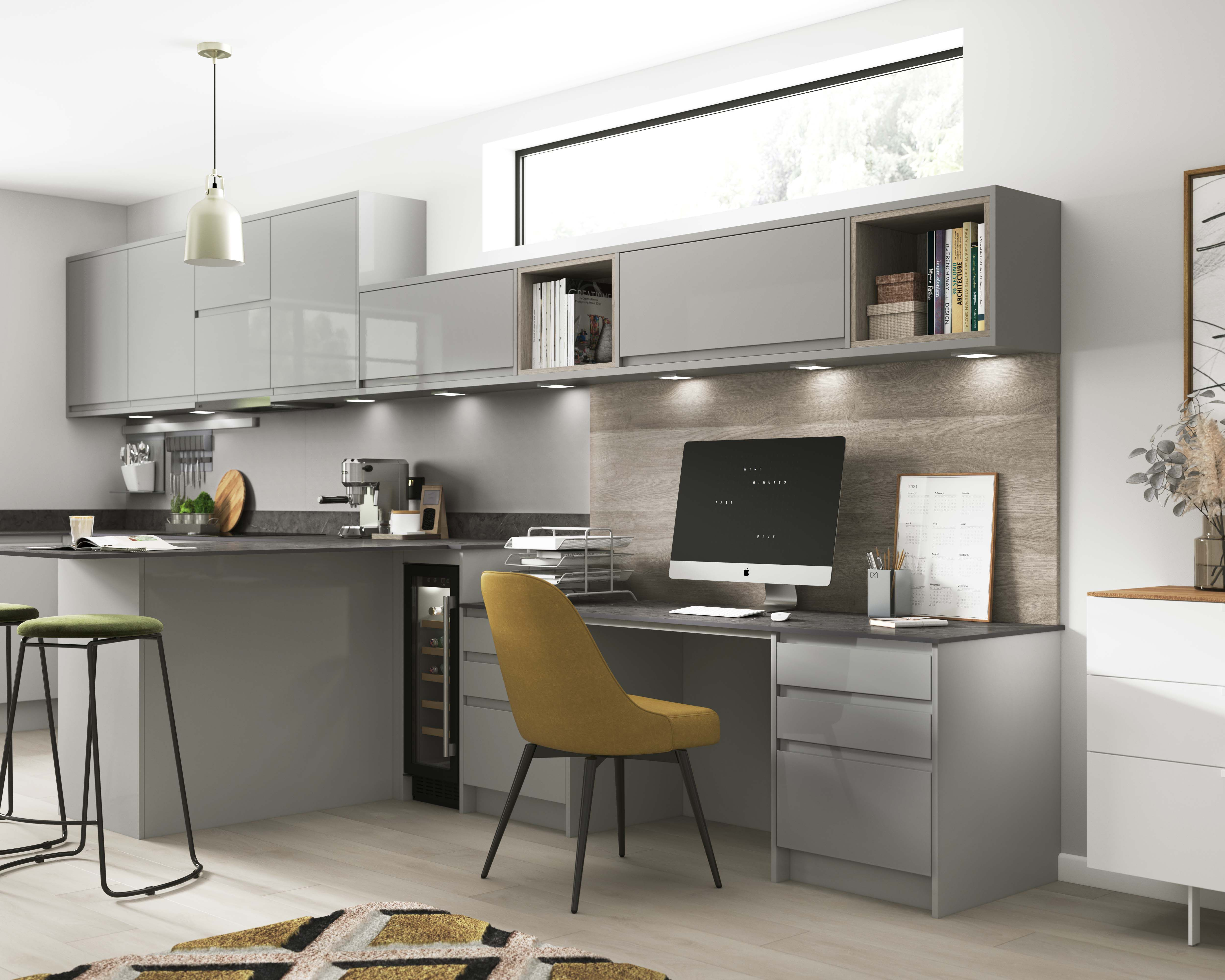 Kitchen Offices Fitted Kitchen Home Office Wickes