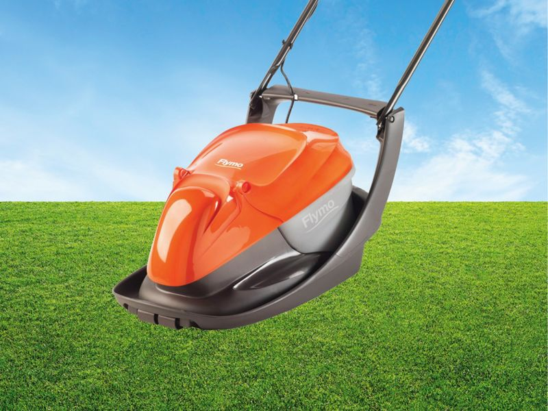 Flymo Easi Glide 300 Collect Lawnmower