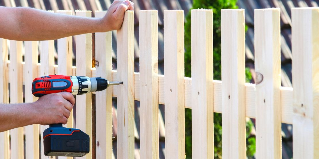 Repairing your fence