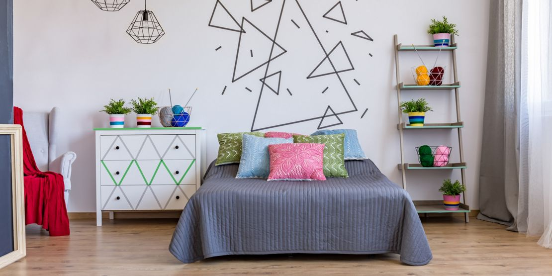Get creative with murals