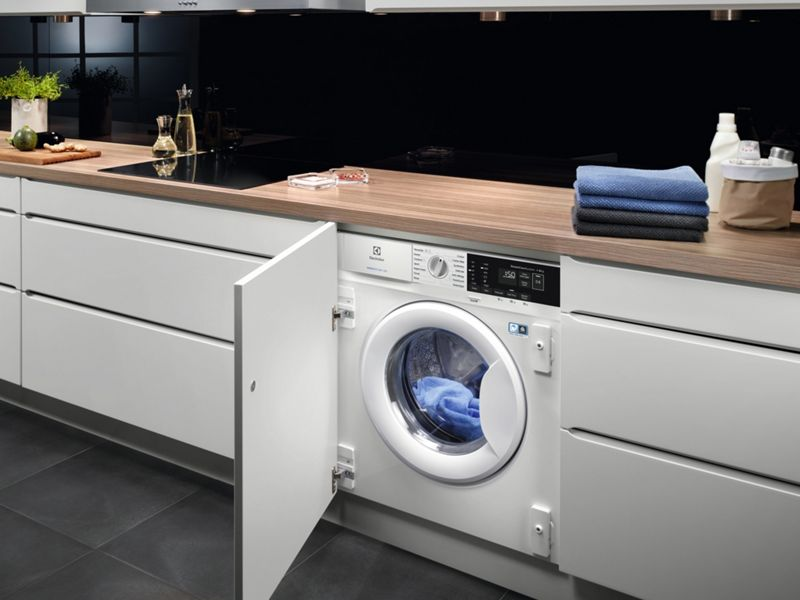 Electolux washing machines