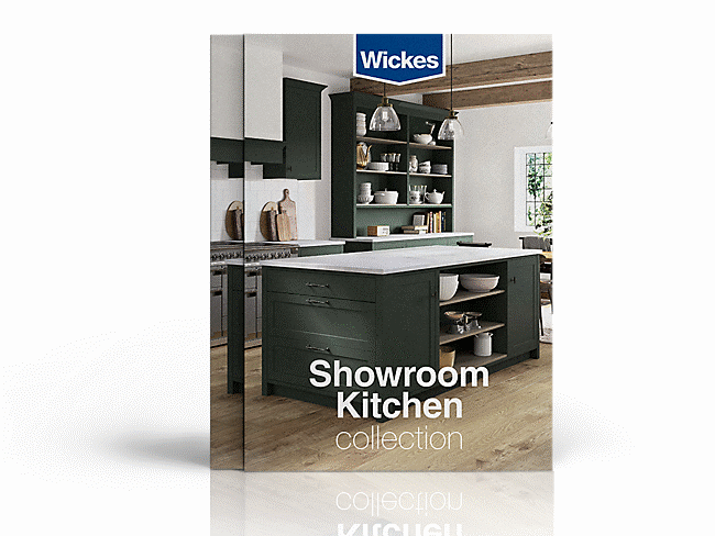 Kitchen showroom brochure