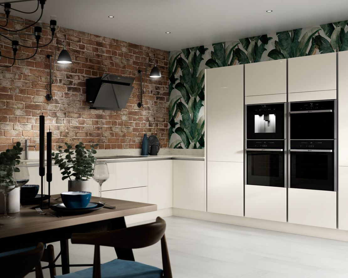 Showroom Kitchen Units