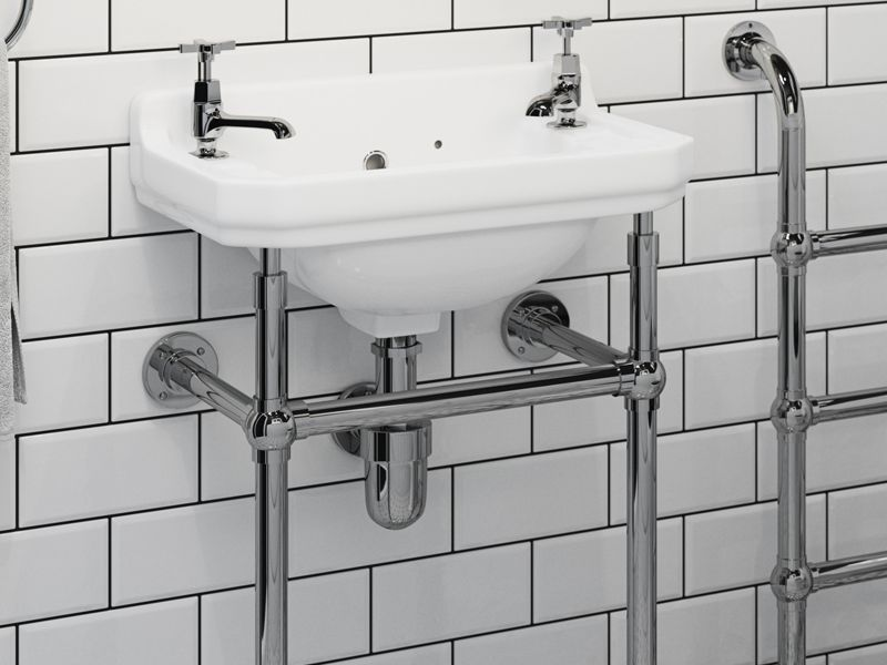 Stand Mounted Basin