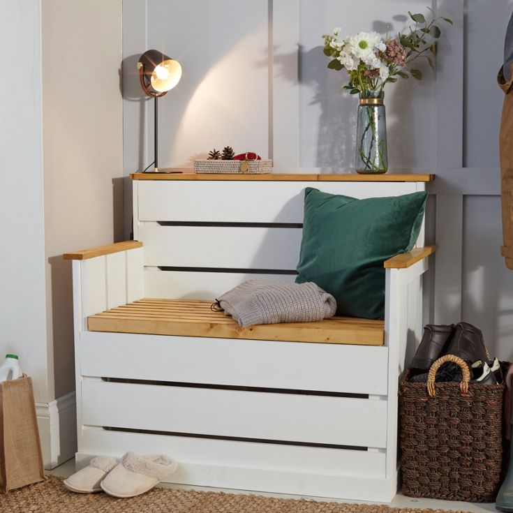How to build a radiator bench