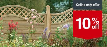 Selected Fence Panels