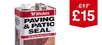 Paving and Patio Seal 5L