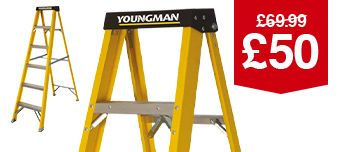 Youngman Grp 6 Tread Heavy Duty Fibre...