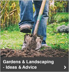 Gardens & Landscaping - Ideas & Advice