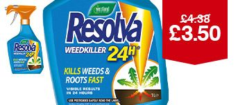 Fast Action Roundup Weedkiller 1L