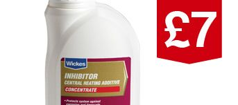 Central Heating System Protector & Inhibitor