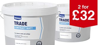 Wickes Contract Matt 10L