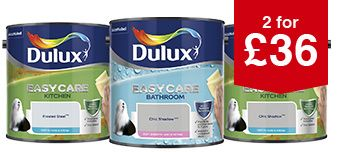 Dulux Easycare Kitchen & Bathroom